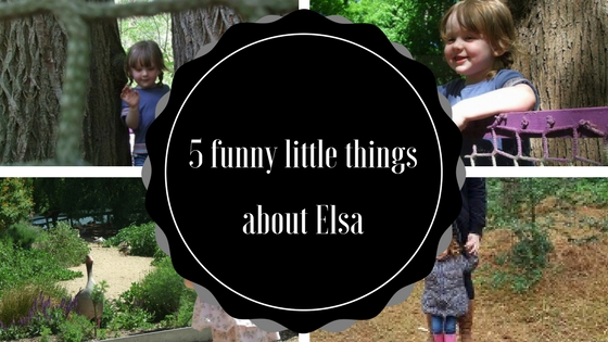 5 funny little things about Elsa
