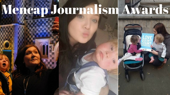 Mencap Journalism Awards!