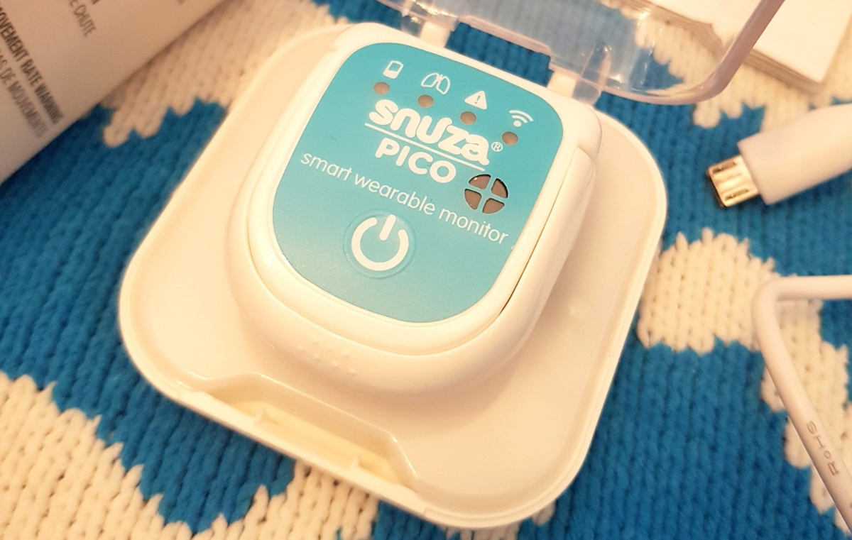 Snuza Pico Baby Breathing Monitor Review