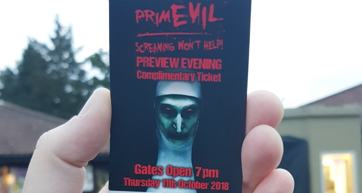 Our Primevil Scare Experience at Roar Dinosaur Adventure