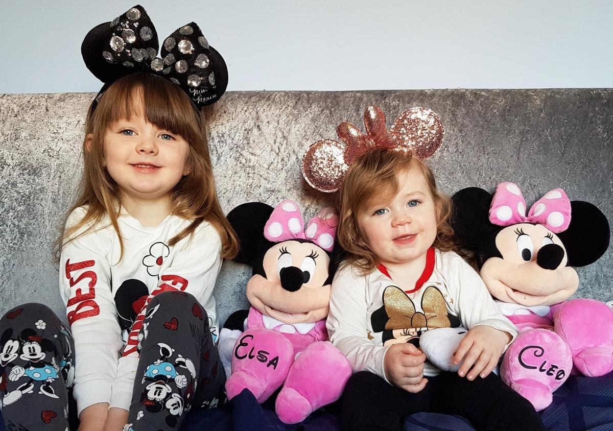 Organising our trip to Disneyland Paris!