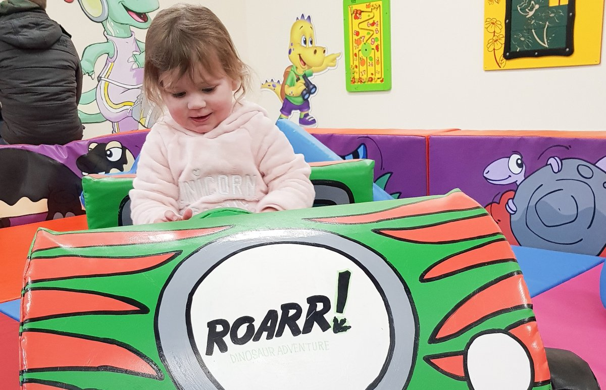 Easter Activities at Roarr! Dinosaur Adventure!