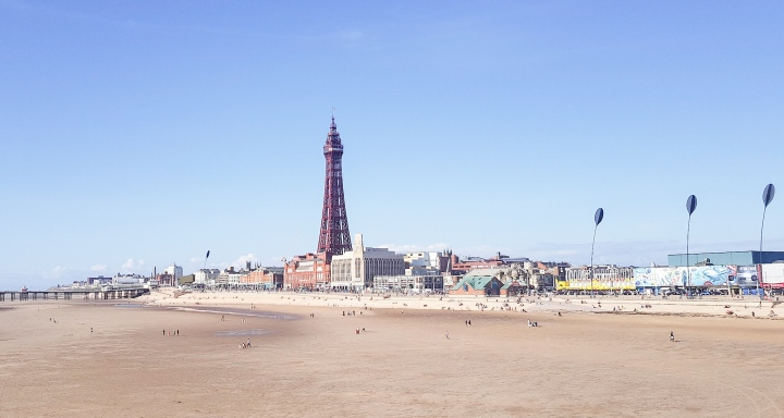 Where we visited in Blackpool