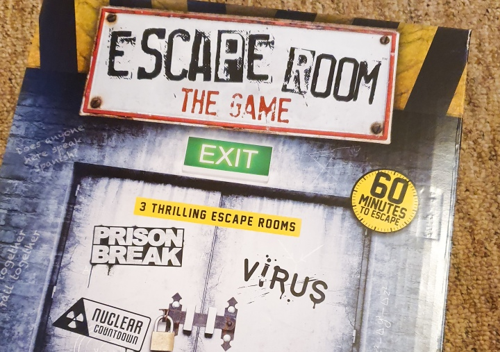 Escape Room The GameReview