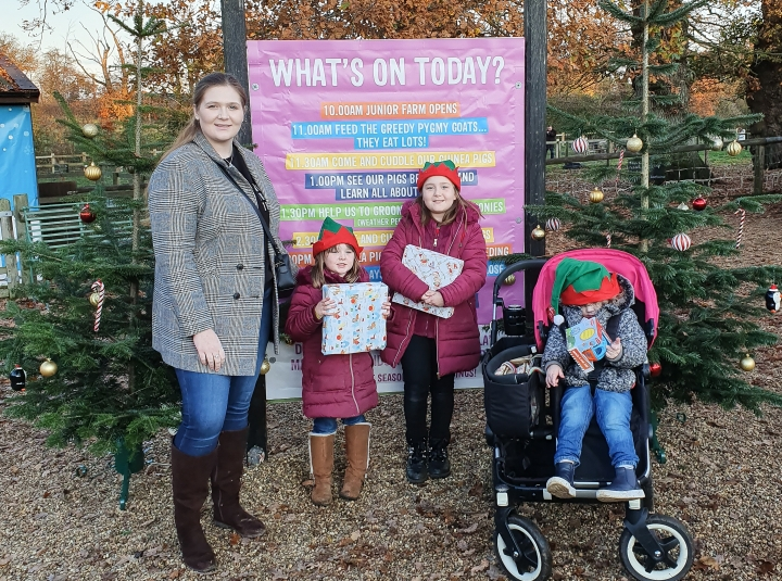 Our Time At The Wroxham Barns Santa Experience!
