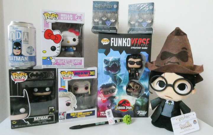 At Home Family Fun With Funko!