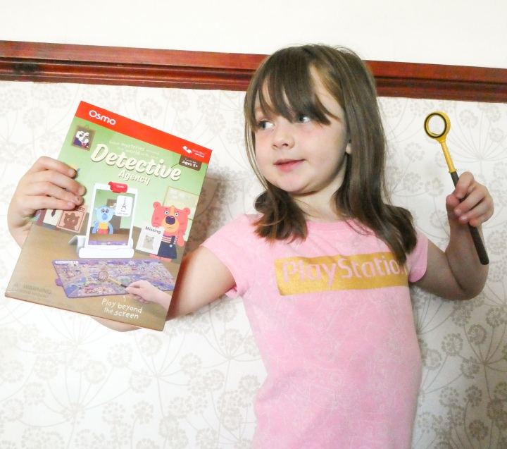 Osmo Detective Agency Kit – How did we FIND it?!