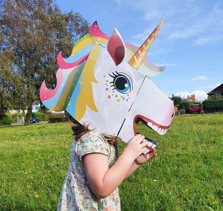 Unicorn Crafts With FiestaCrafts!