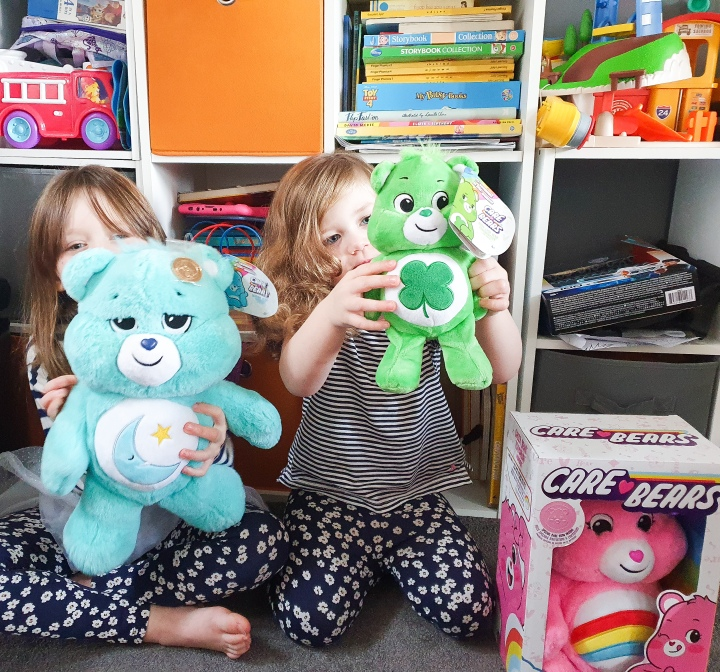Carebears Plush Toys Review