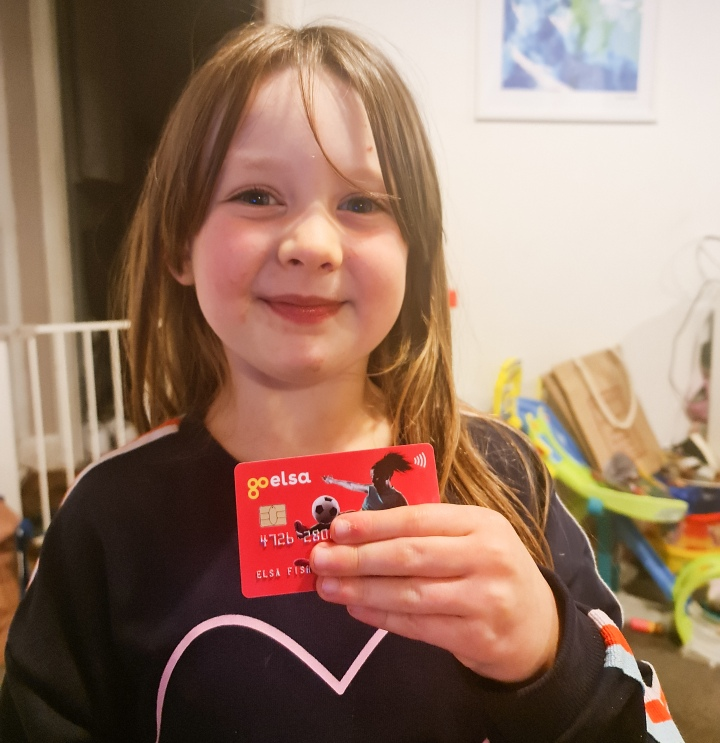 Our experience with GoHenry – A prepaid visa card forkids!