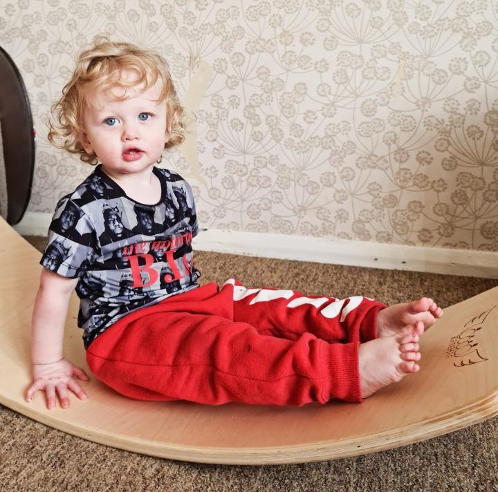 KateHaa Wooden Balance Board – ToyReview