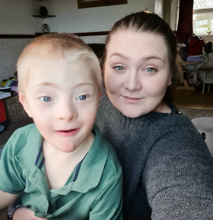 The Reality of Having a Sibling with Down Syndrome in aPandemic