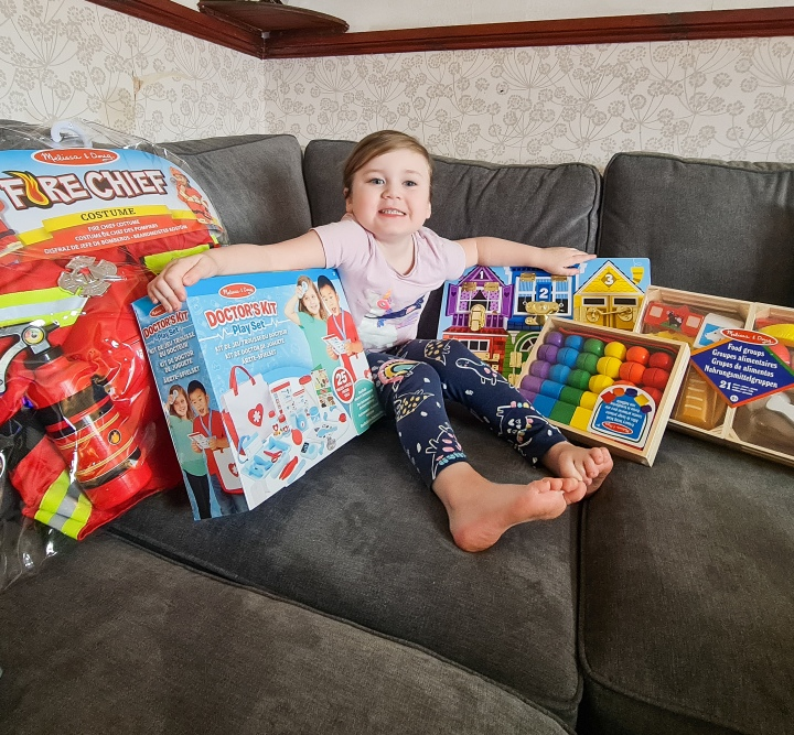 Playtime With Melissa AndDoug!