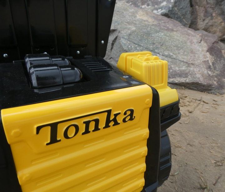 Is It Really That Tough? – Tonka OutdoorToys!