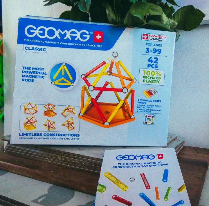 Playtime With Geomag!