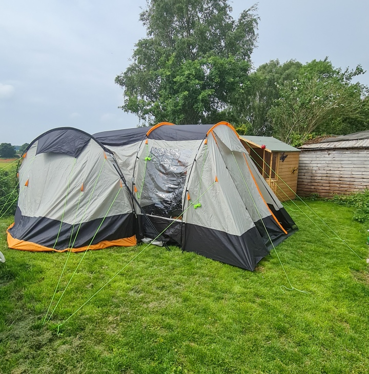 2021 – The Year We StartCamping!!