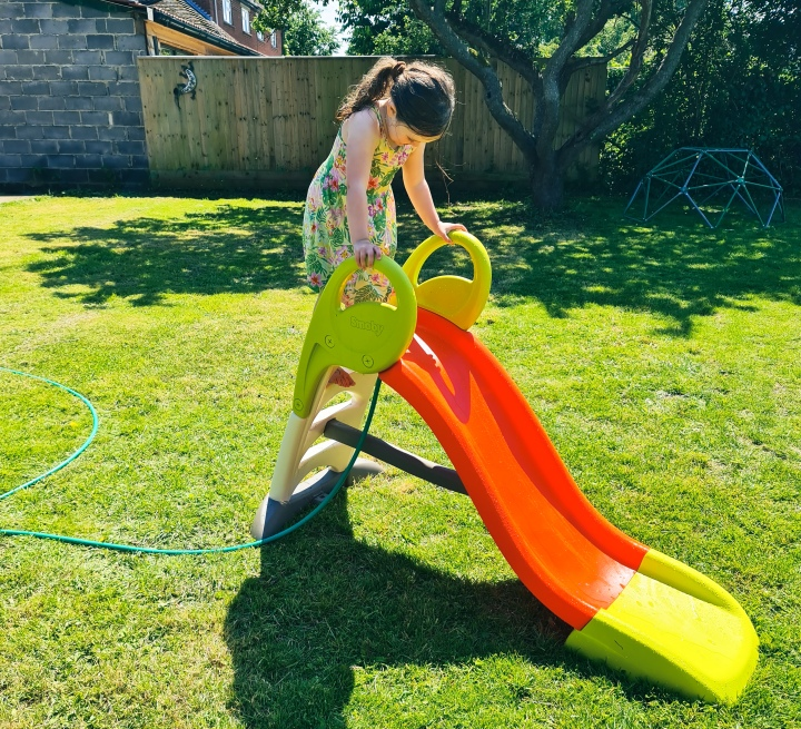Sliding In To Summer With Smoby – KS Kid's SlideReview