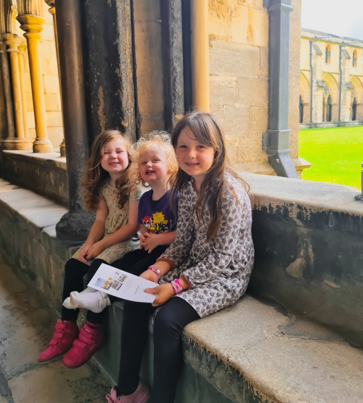 Visiting Norwich Cathedral WithChildren